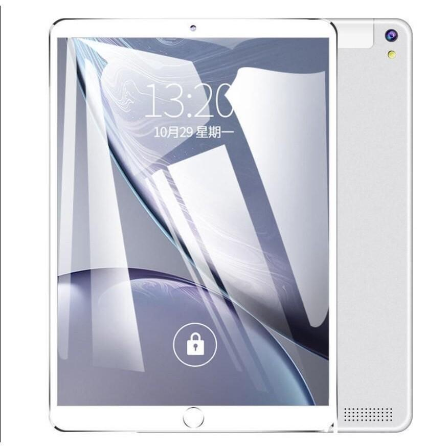 (128GBAndroid Tab) oringnal 4/128GB NEW10.1 inch Netflix Cash on delivery  New Google tablet high-performance 3D game International version supports multi-language area Gift protector headset charger box平板電腦 爆爆王賽車 傳說對決 籃球 吃雞