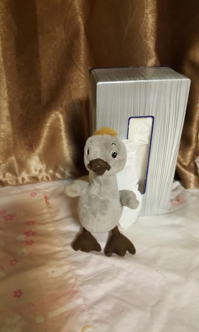 超可愛的鴨鴨玩偶