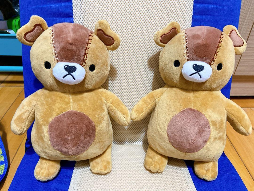 熊娃娃/癟嘴熊/胖胖熊/熊寶寶/生氣氣