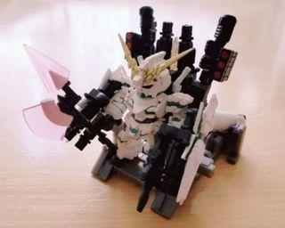 歡迎交換 7款 Fw Gundam Converge Unicorn 獨角獸高達系列