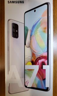 三星 Samsung Galaxy A71 8G / 128G 保固內  女用機 二手 安卓 Android