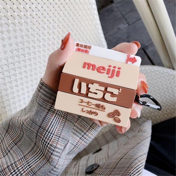AirPods Pro牛奶盒保護套 #全新未拆