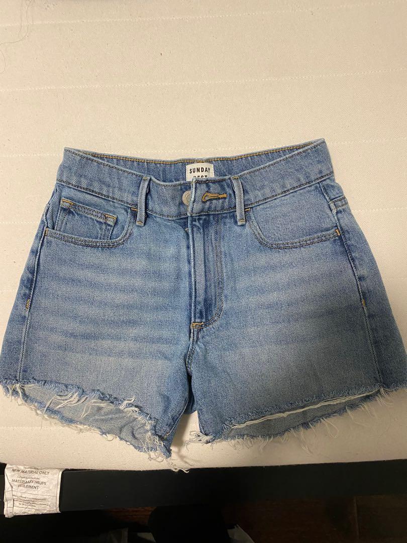 ARITZIA SUNDAY BEST Shorts