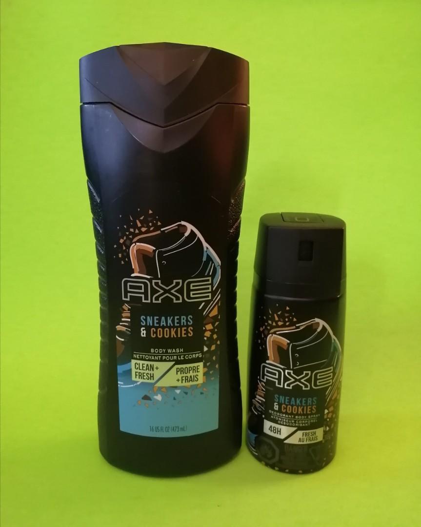 Axe Deodorant & Body Wash