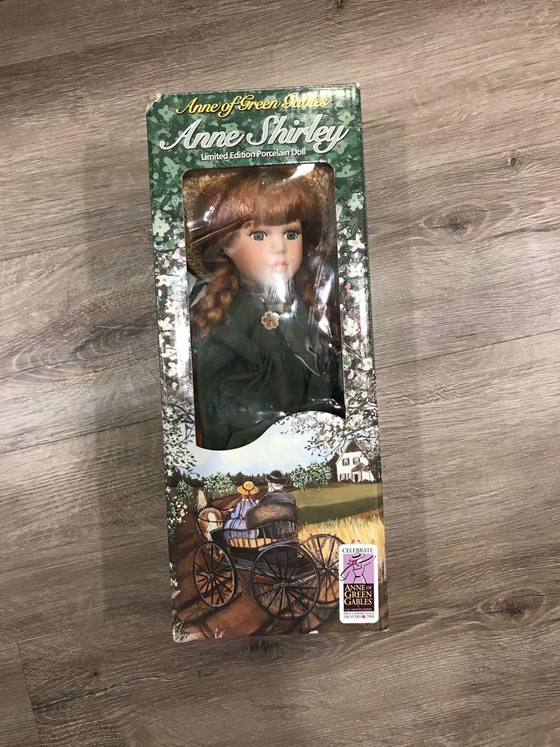 BNIB Anne of Green Gables doll
