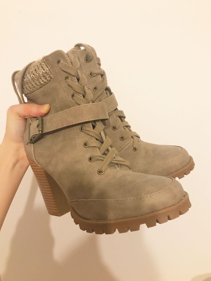 Brand new booties