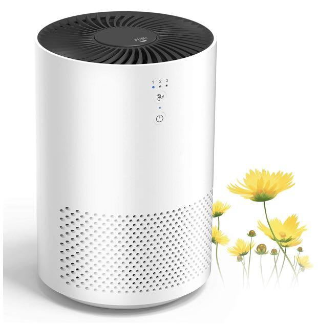 Brand new HEPA Air Purifier Air Filter with Fragrance Sponge Air Cleaner