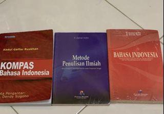 Buku Kuliah Bahasa Indonesia