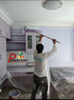 👷👷Cheap paint with professional painter's