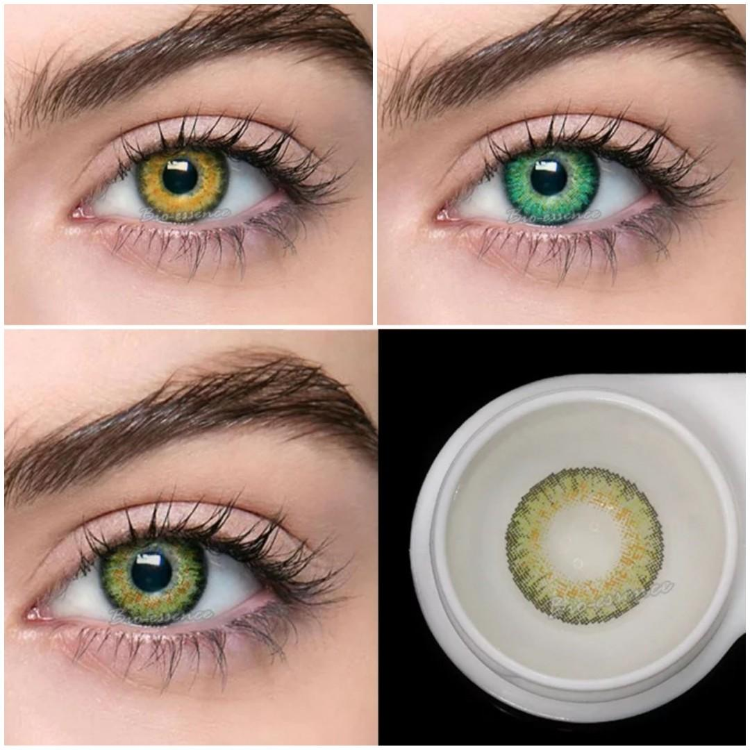 Coloured contact Lenses NEW
