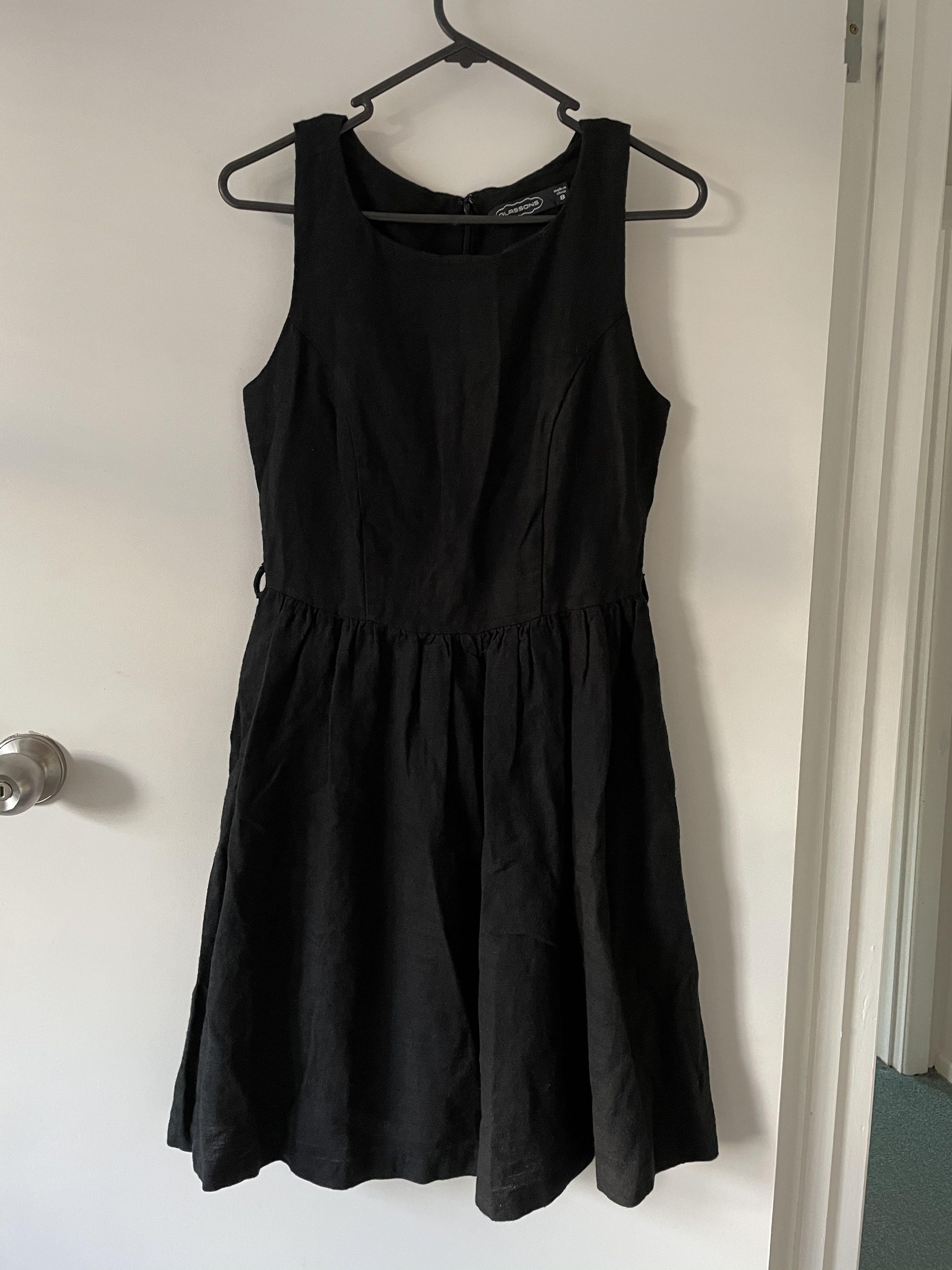 Glassons Dress with Belt Loops