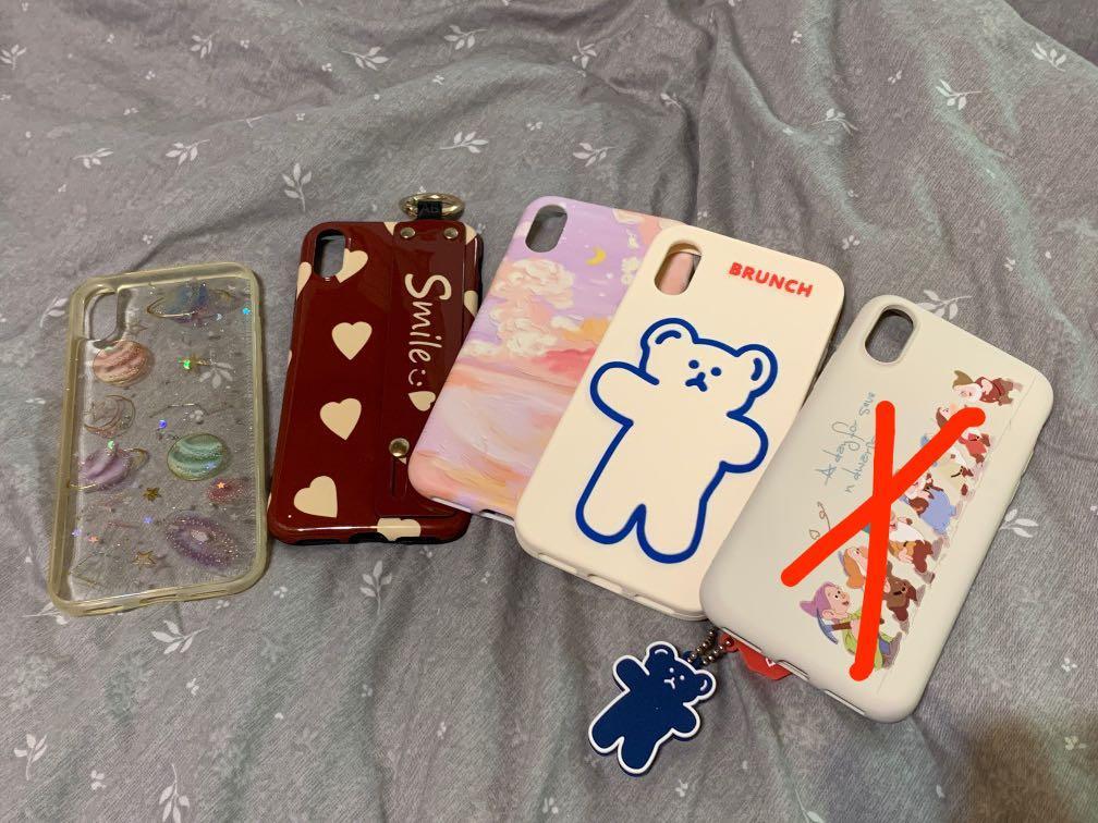 二手手機殼📱iPhone xs iPhone X 蘋果手機殼🍎
