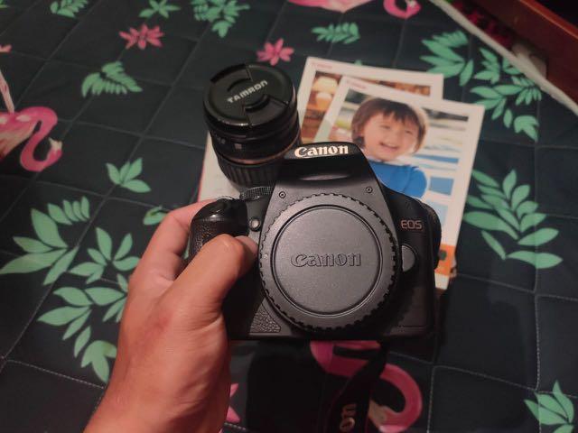 Kamera DSLR Canon EOS 500D