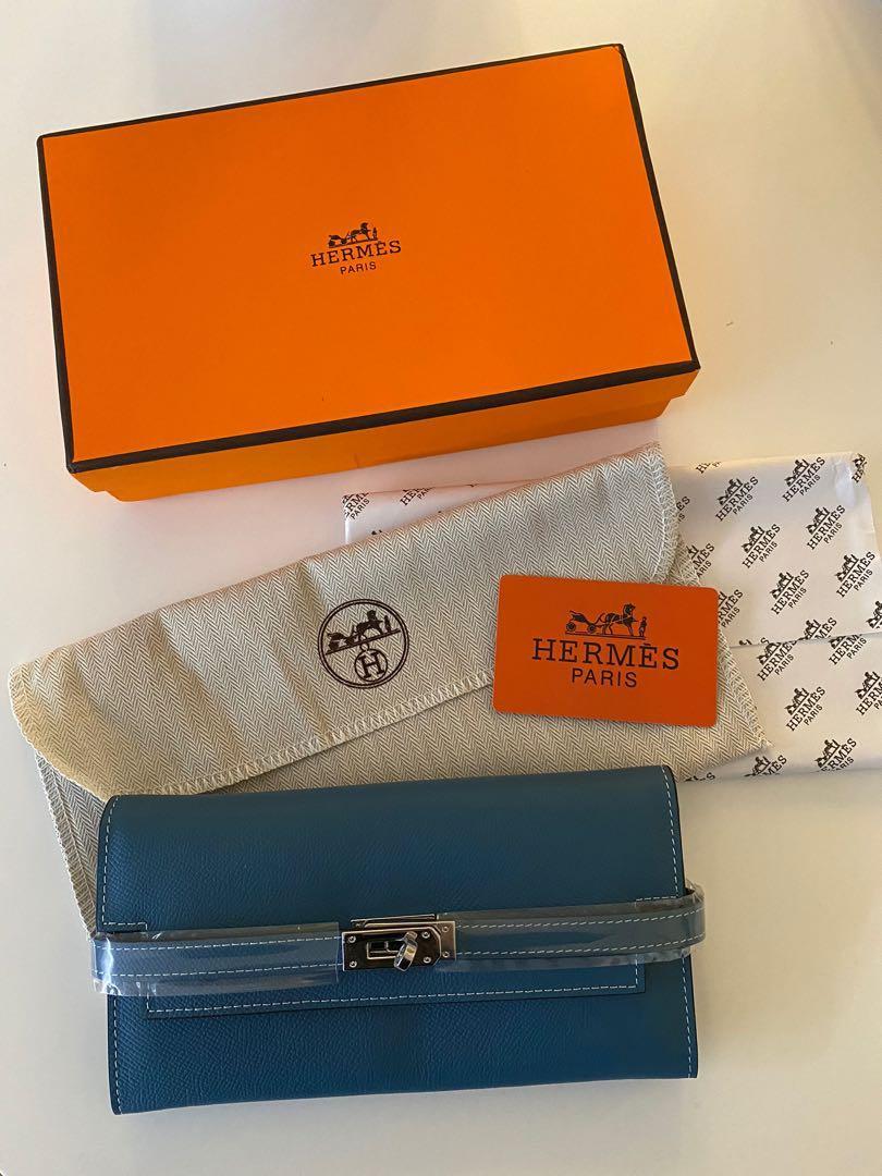 Kelly wallet Hermès