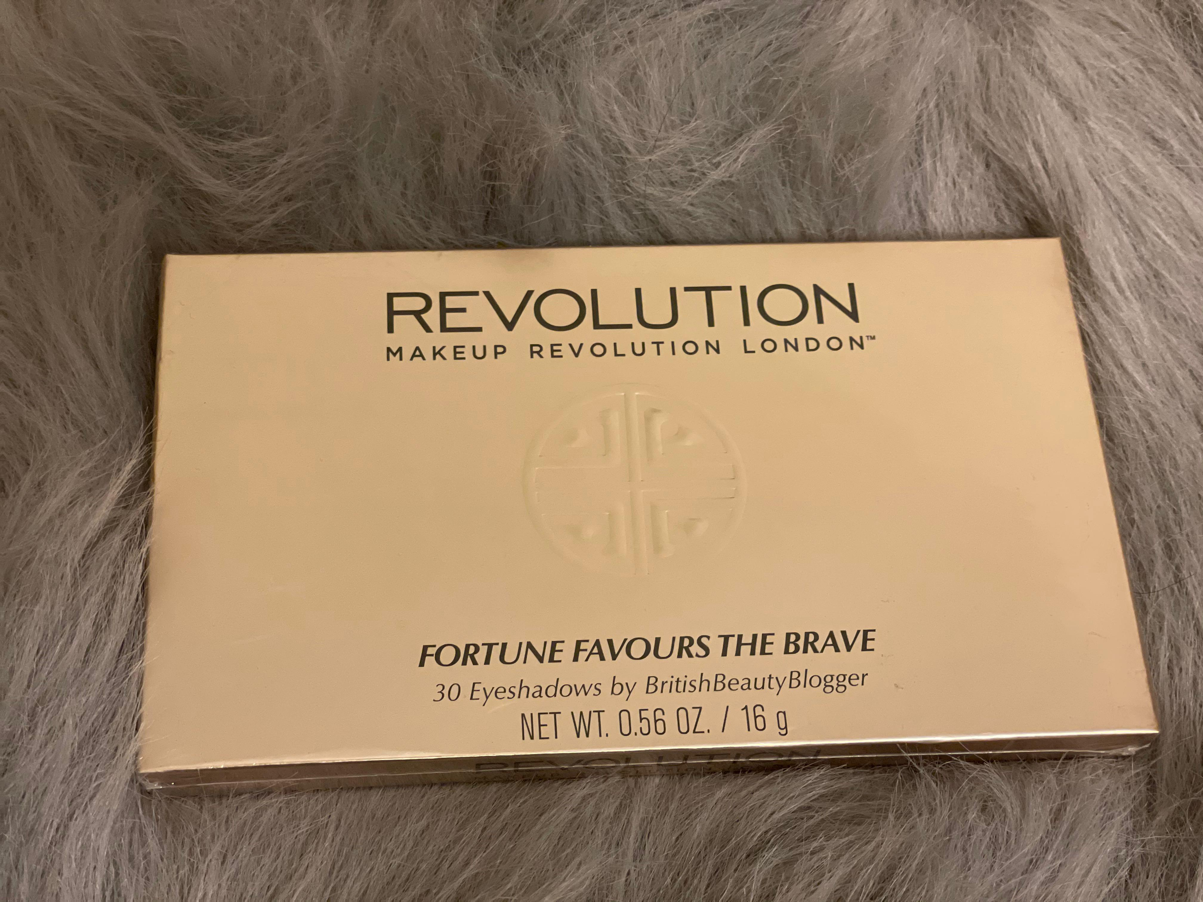 Makeup Revolution London Eyeshadow Palette (BRAND NEW )