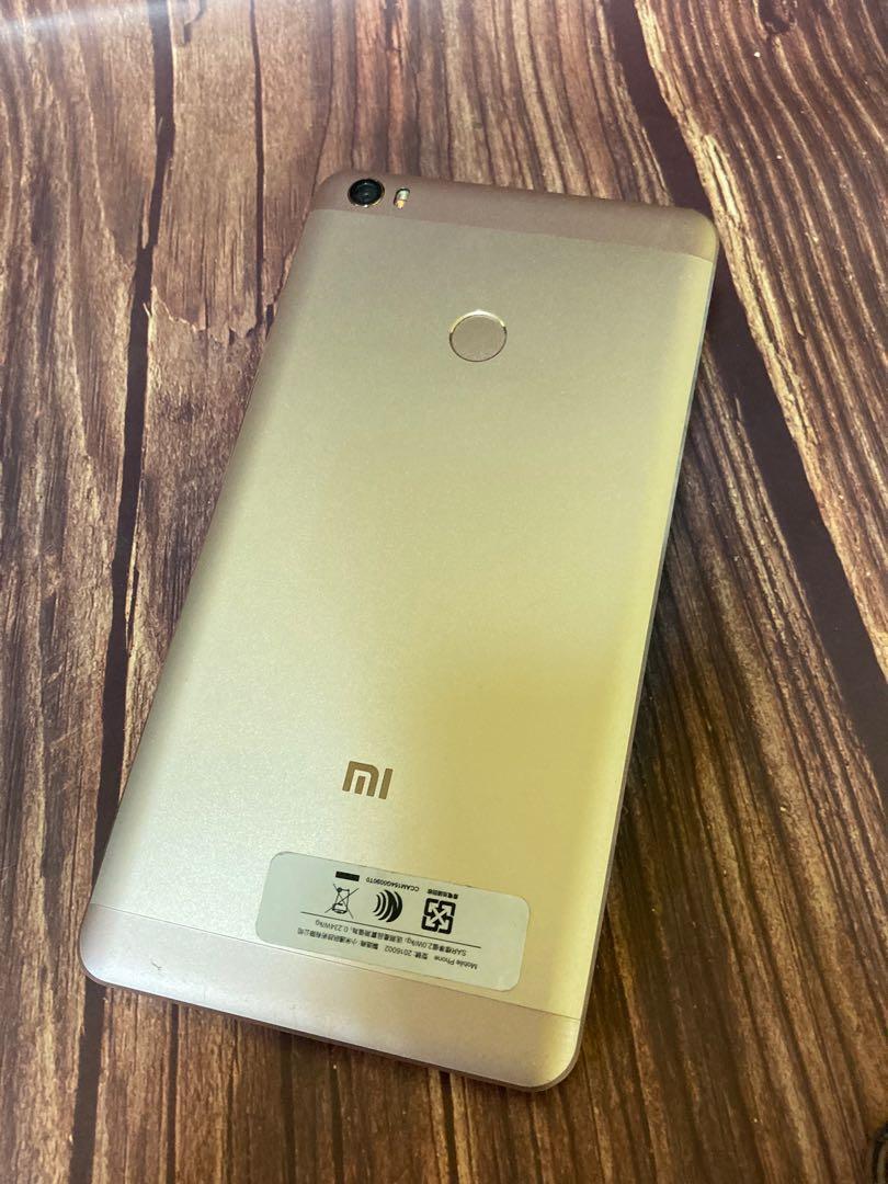 Mi Max 32Gb gold