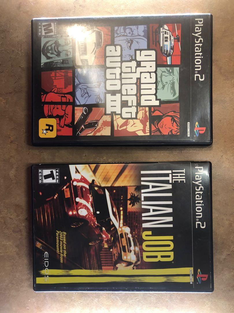 Miscellaneous PS2 Games