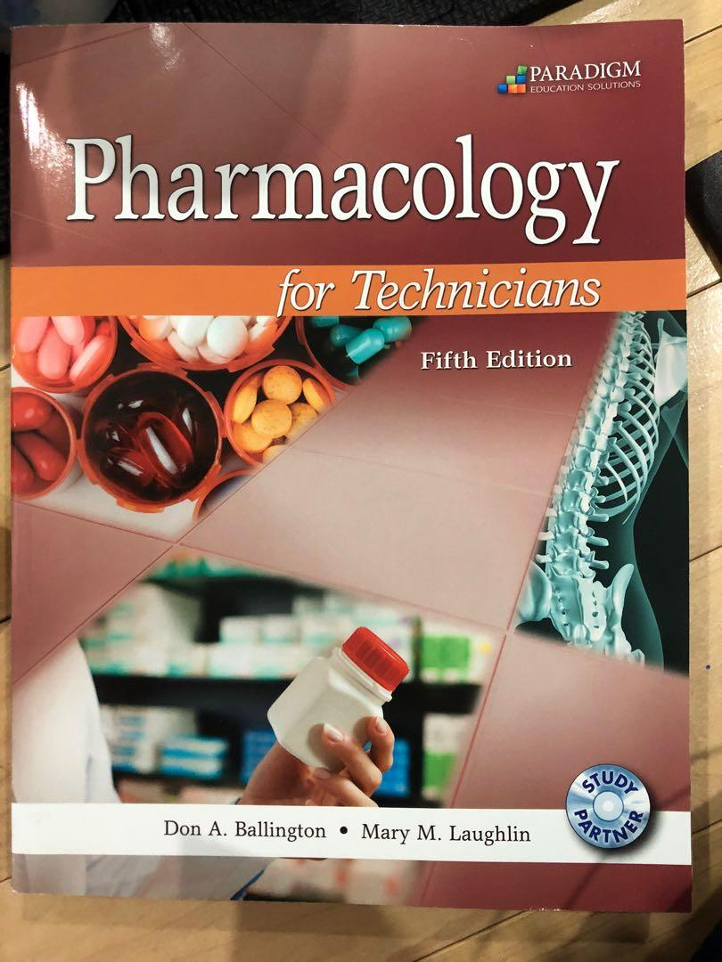 New pharmacology book