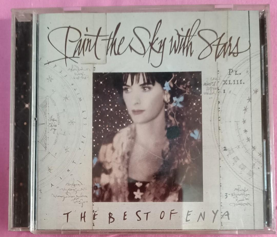 NO:121121# Enya 恩雅 1997年精選 Paint the Sky with Stars/星空彩繪
