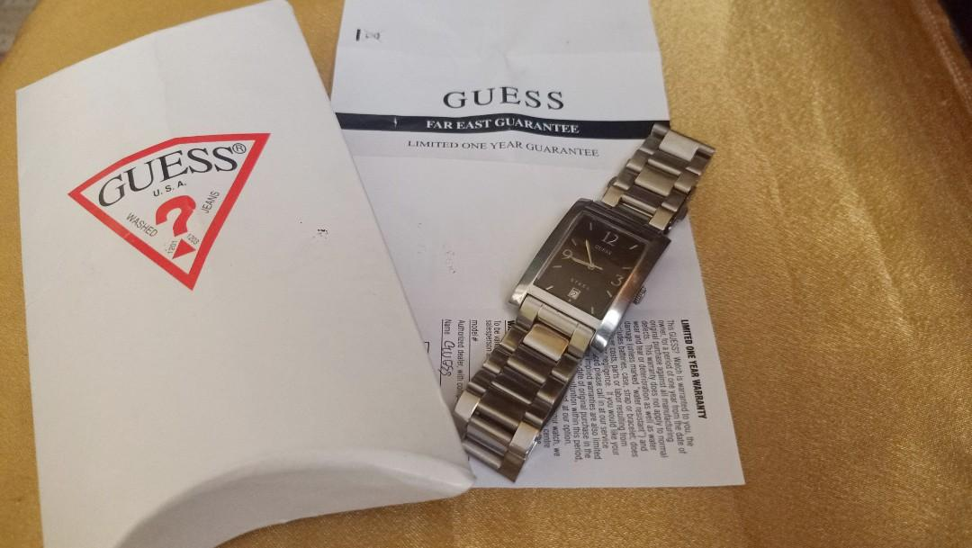 ORIGINAL GUESS WATCH UNISEX