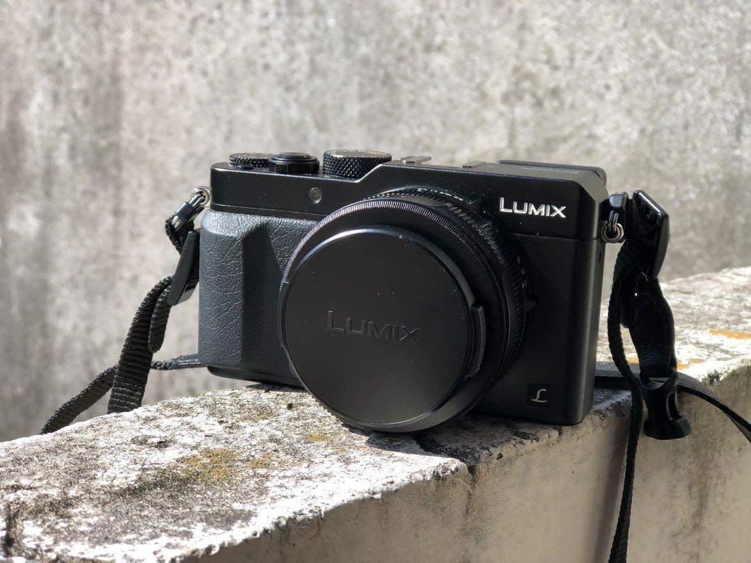 Panasonic LX100 I 類單眼相機(typ 109 RX100 G7X 可參考)