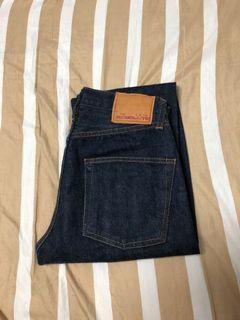 Resolute 710 原色牛仔褲 日本製w29