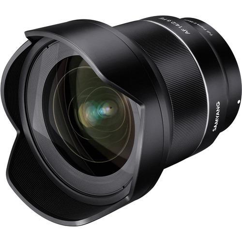 Samyang AF 14mm f2.8 FE Lens for Sony E with samyang PH warranty