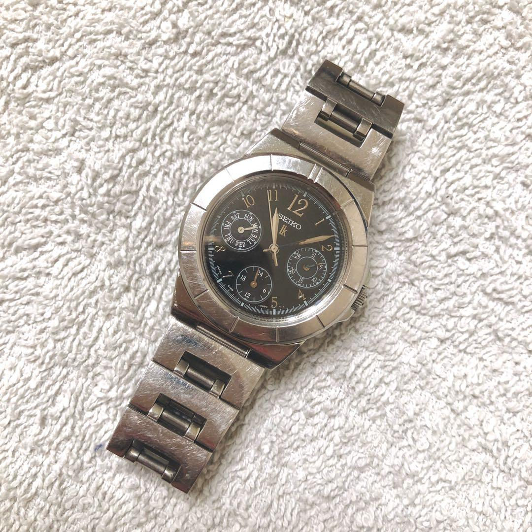 Seiko Watch (Free Shipping)