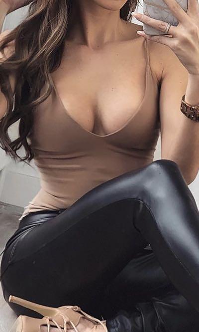 Sleek and Slay Bodysuit