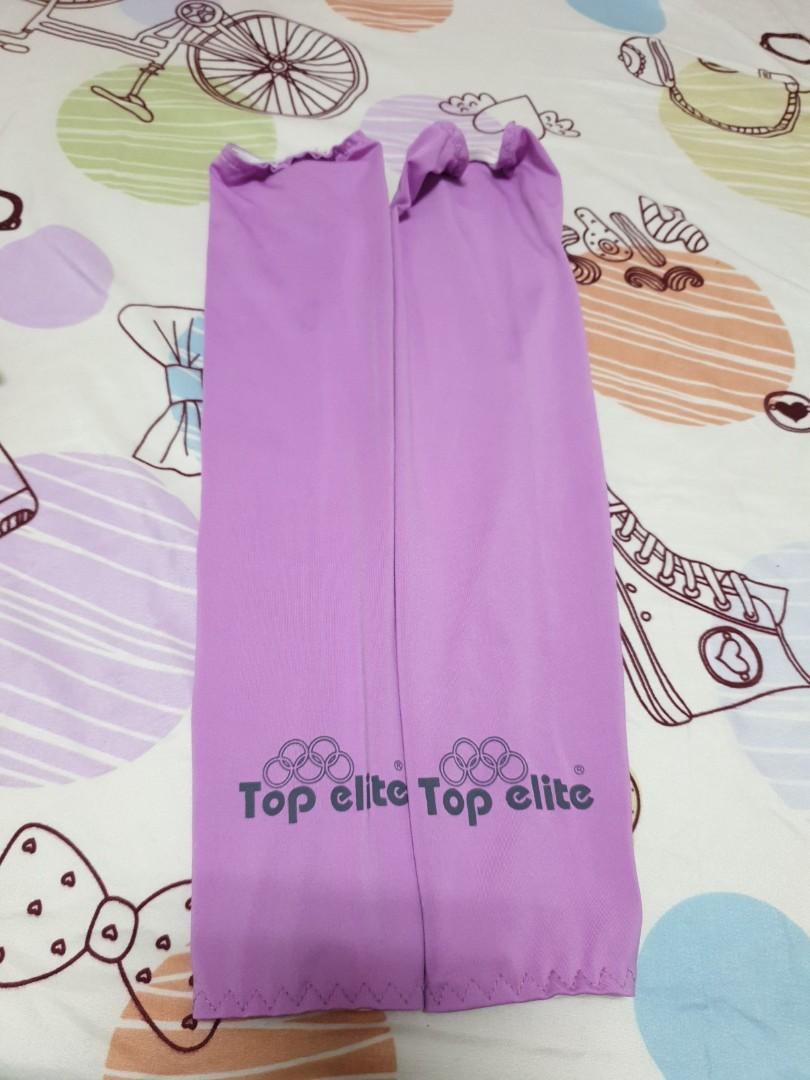 Top elite袖套(紫)