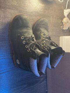 Toronto raptors timberland boots