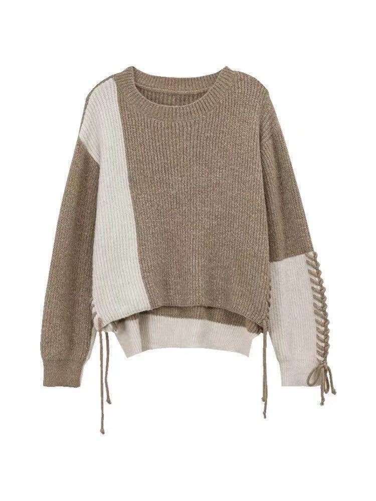 Two colour sweater all brand new