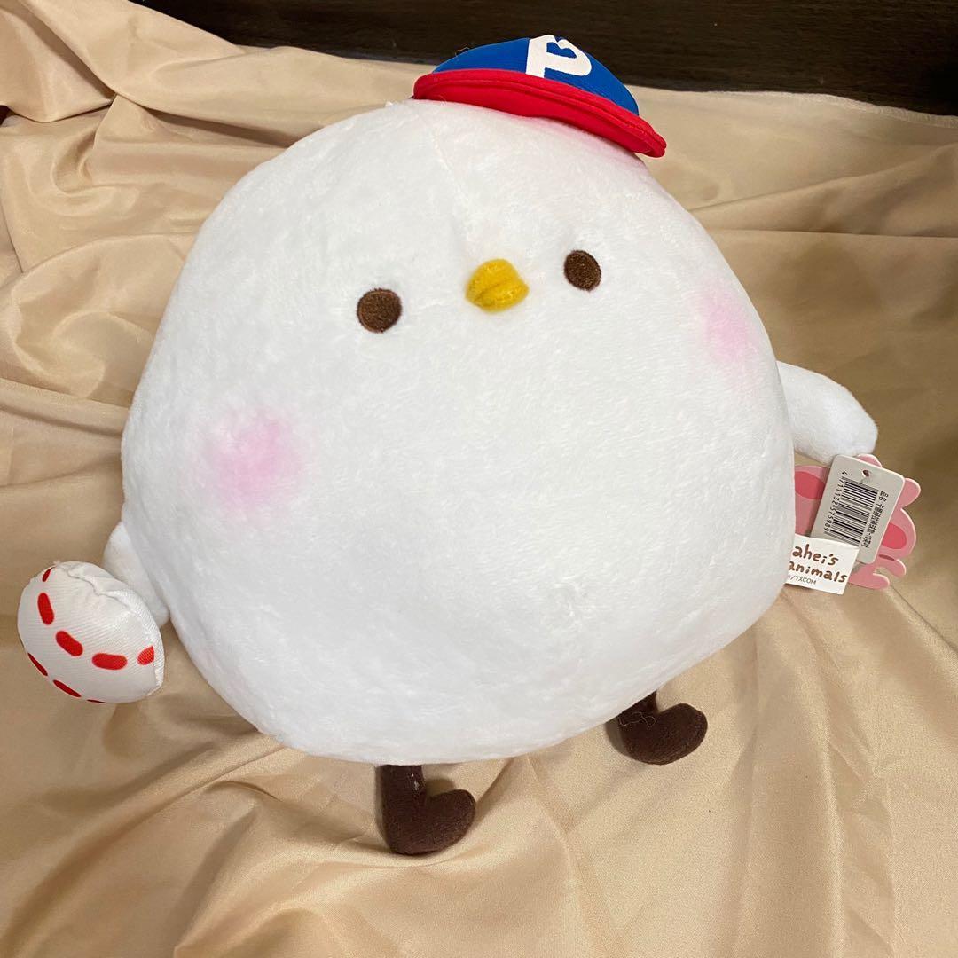 便宜出清🔥娃娃機夾出商品(卡娜赫拉棒球款-10英吋)