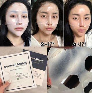 $129 韓國Derm all Matrix ECM全效修復人皮面膜