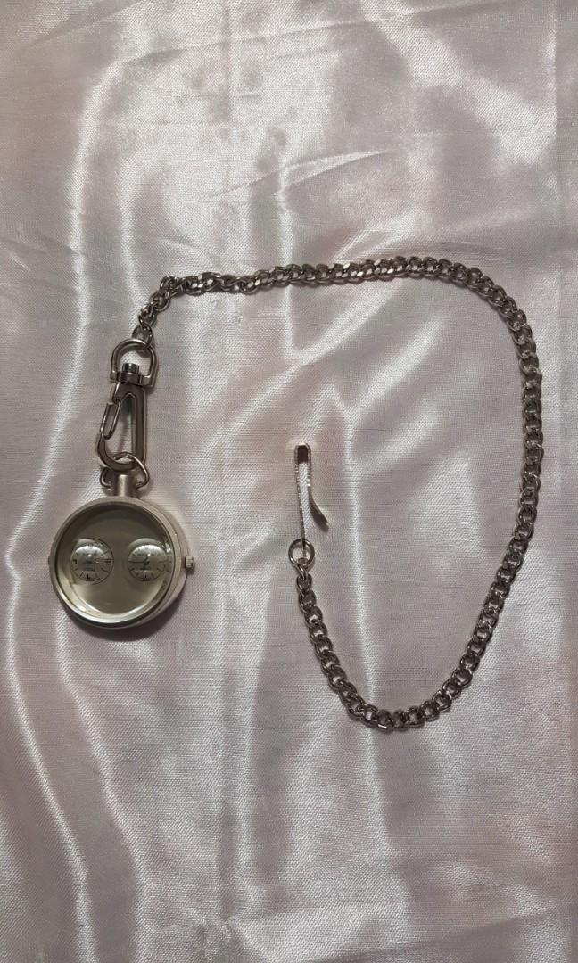 夾式~復古懷舊懷錶
