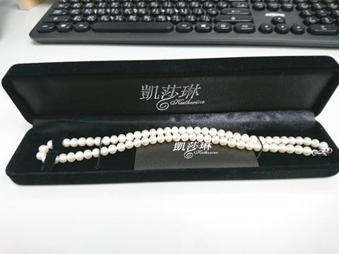 凱莎琳珍珠項鍊(串珠)