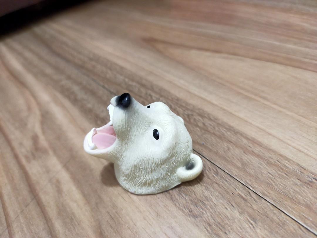日本北海道購回北極熊口袋煙灰缸可即時處理煙蒂兼時尚