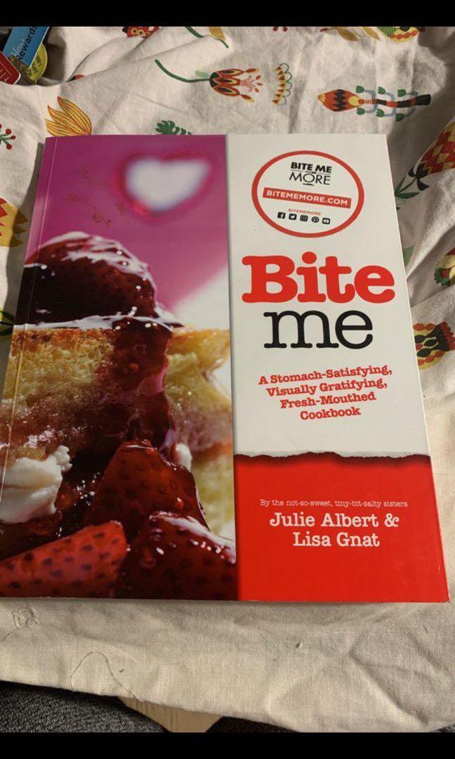 Bite me cook book