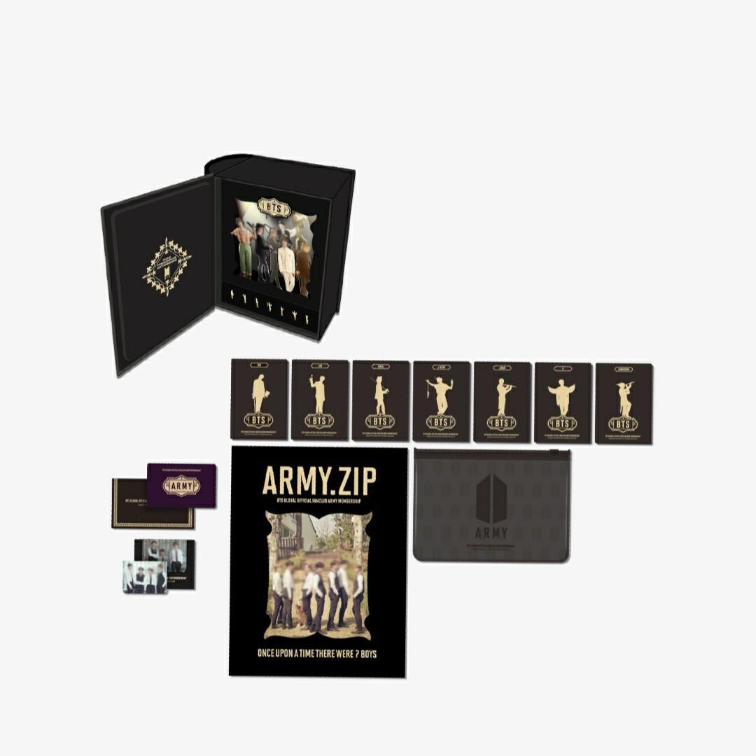 kpop group fan club membership package