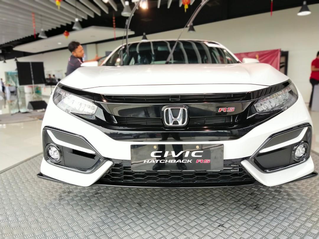 Civic RS 2020