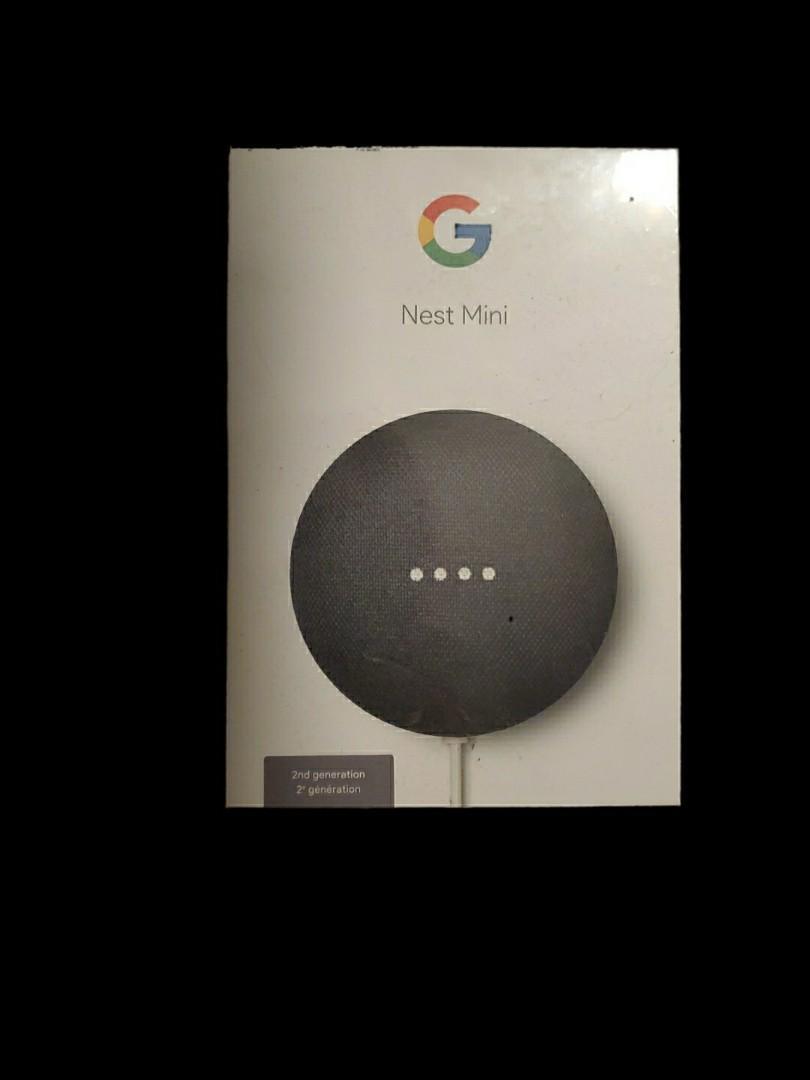 Google nest brand new in the box.