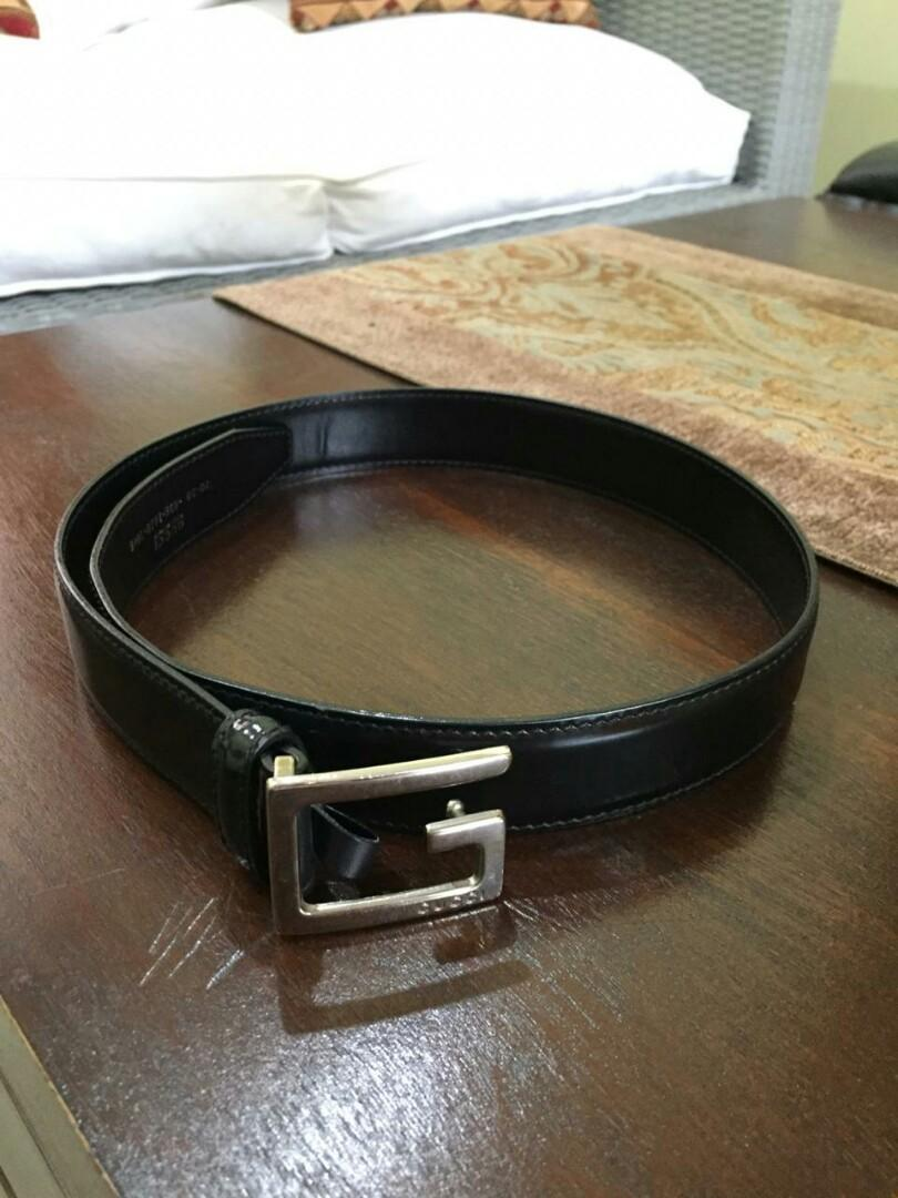 Gucci belt authentic / ikat pinggang wanita luxury branded