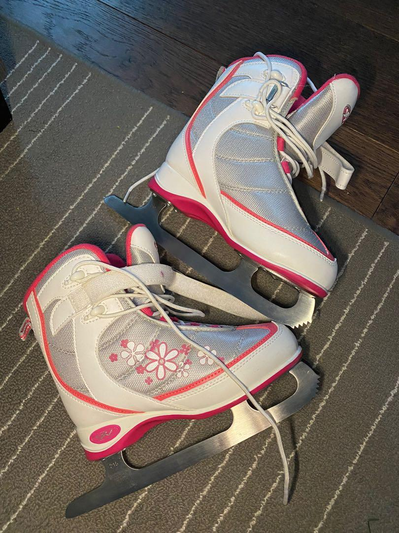 Hespeler kids skates size J2