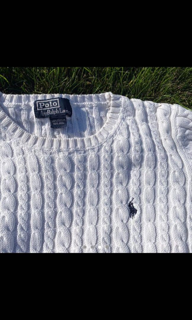 Iconic Ralph Lauren Sweater