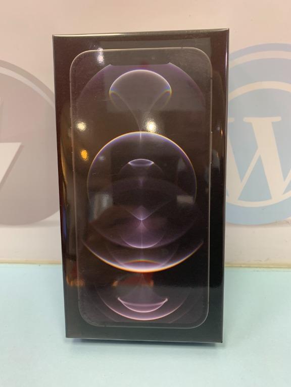 【艾爾巴數位】iPhone 12 Pro MAX 256G 6.7吋 石墨色 #全新機 #漢口店