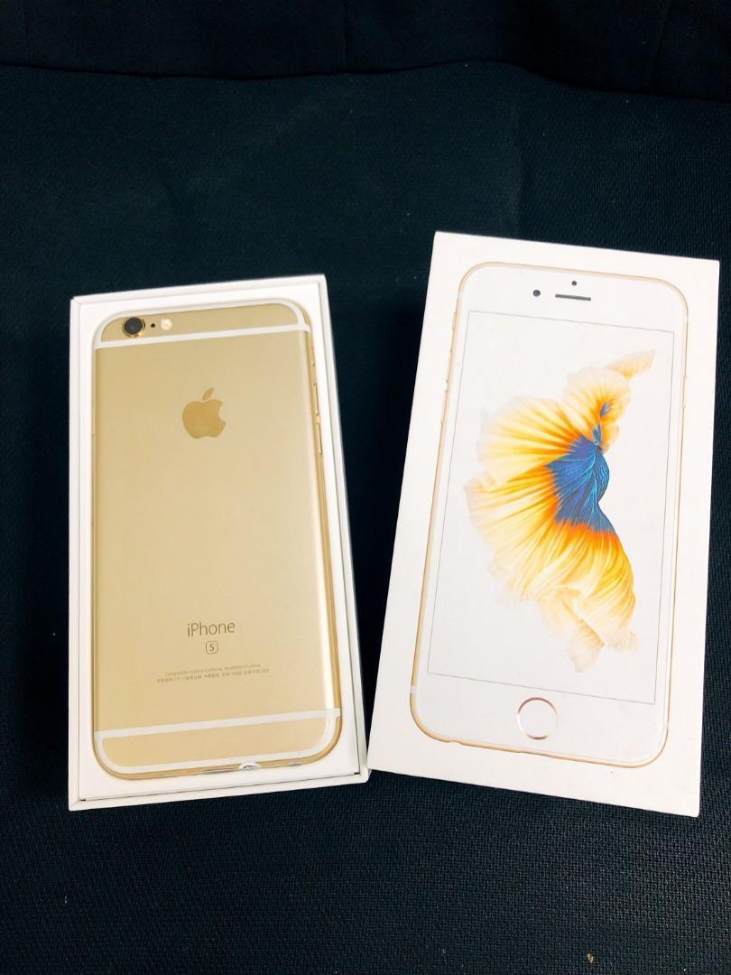 IPhone 6s 4.7吋 64g 金