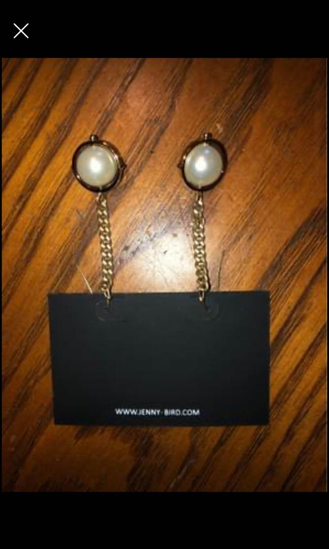 Jenny Bird Eden Drop Earring