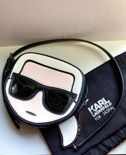 Karl Lageerfeld for Jaspal Small Bag