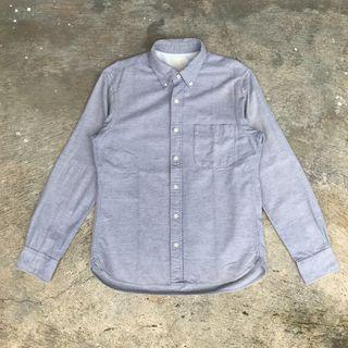 Kemeja Muji Buttondown Shirt