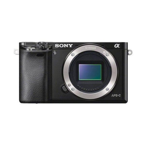 Kredit Sony Alpha A6000 Body Only + Sony E 35mm F1.8